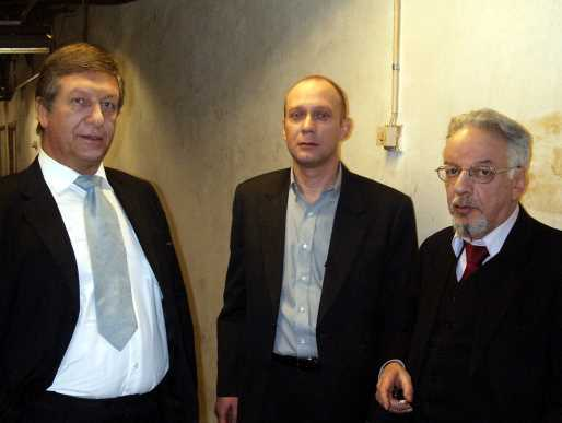 Константин Боровой Владимир Шахиджанян